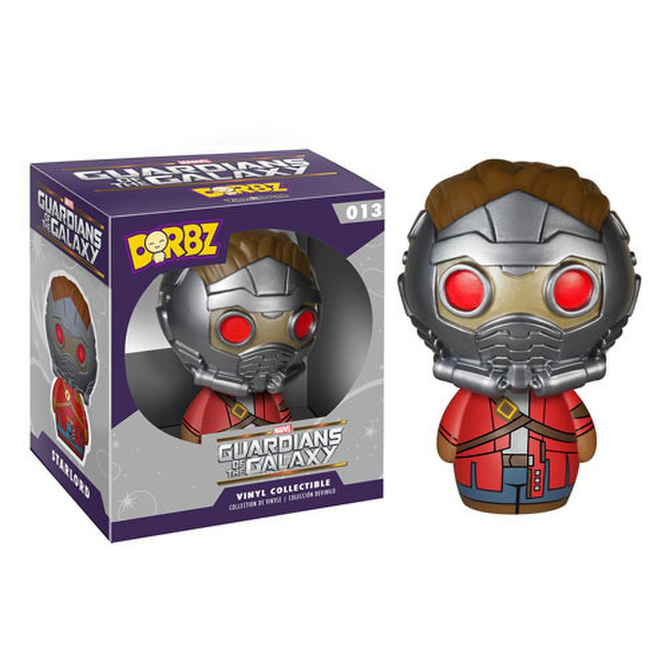 Figurine Dorbz Star-Lord Marvel Gardiens de la Galaxie