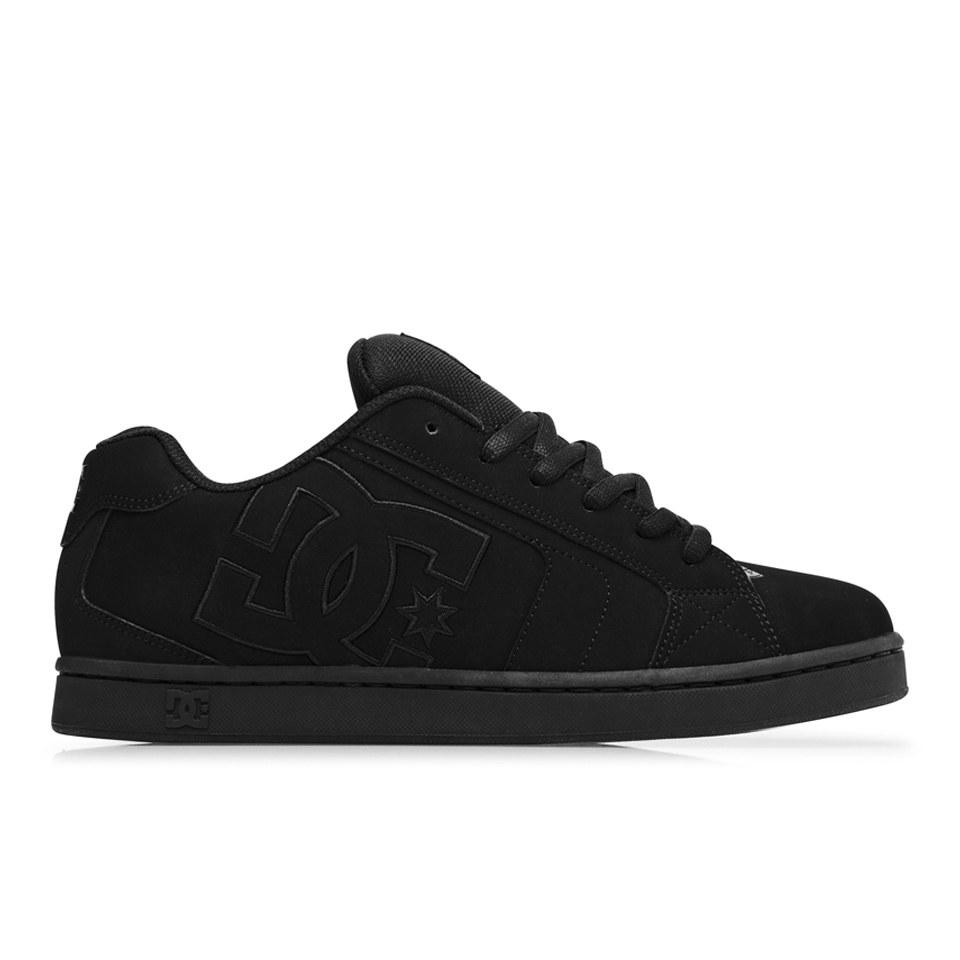 DC Shoes Men's Net Leather Mid Top
