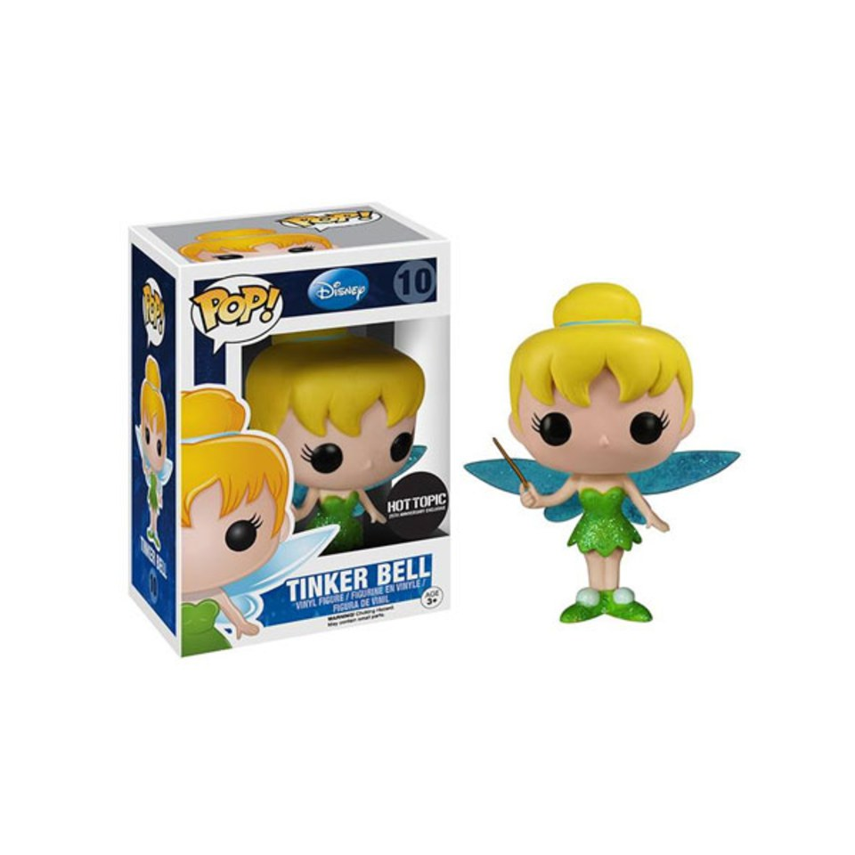 Disney Tinkerbell Pixie Dust Pop! Vinyl Figure