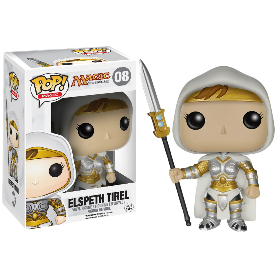Figurine Pop! Elspeth Tirel Magic : l