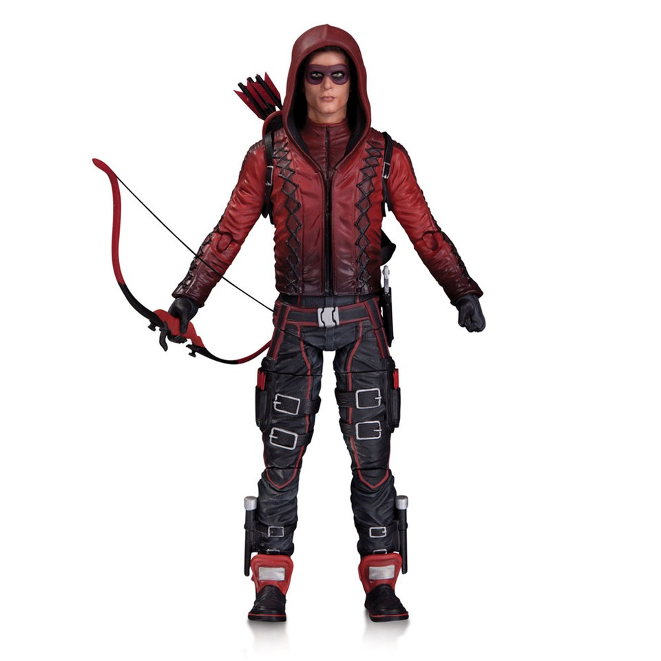 DC Collectibles DC Comics Arrow Arsenal Action Figure