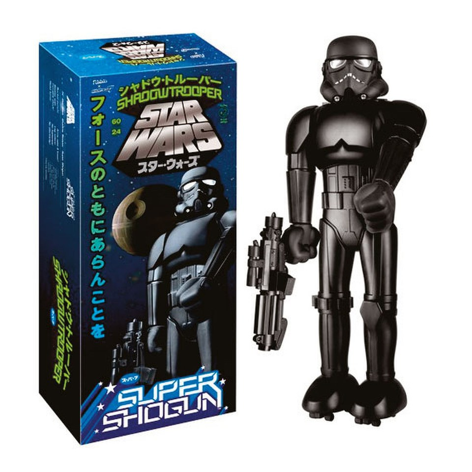 Star Wars Super Shogun Shadowtrooper Action Figure