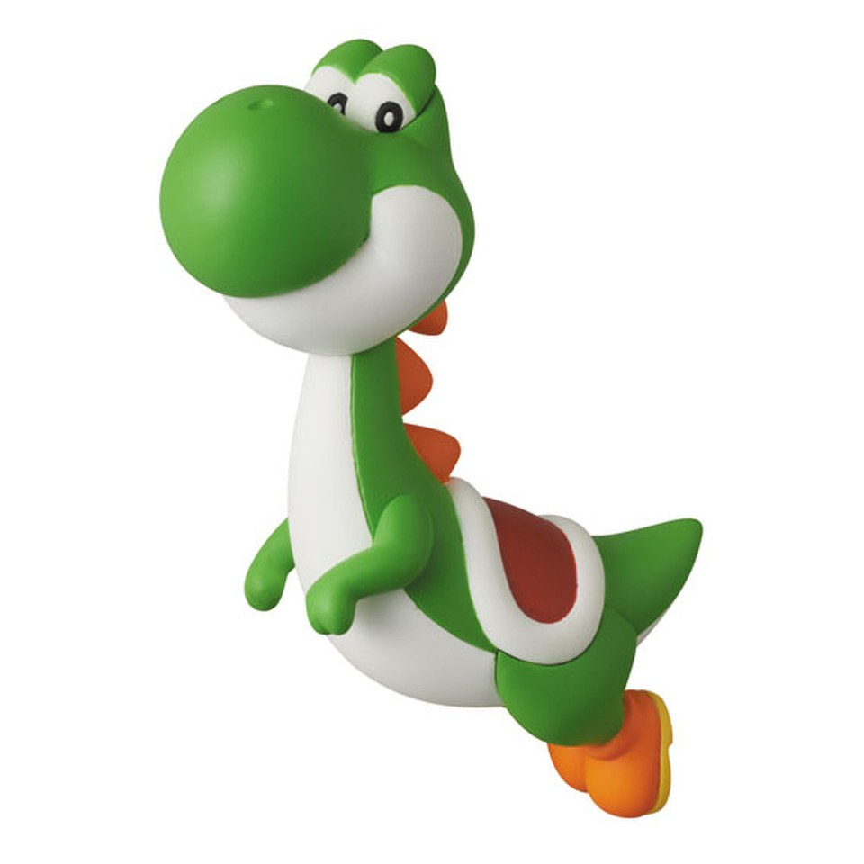 Nintendo Series 2 Super Mario Bros. Yoshi Mini Figure