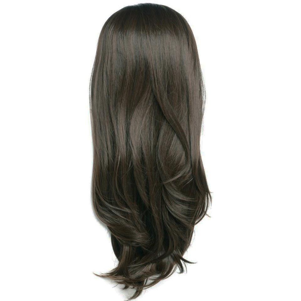 Ebony hair beauty extensions