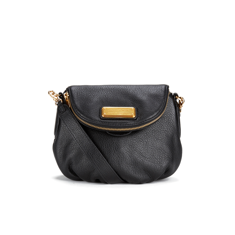 e6c348076bdb4 Marc by Marc Jacobs Women s New Q Mini Natasha Cross Body Bag - Black -  Free UK Delivery over £50