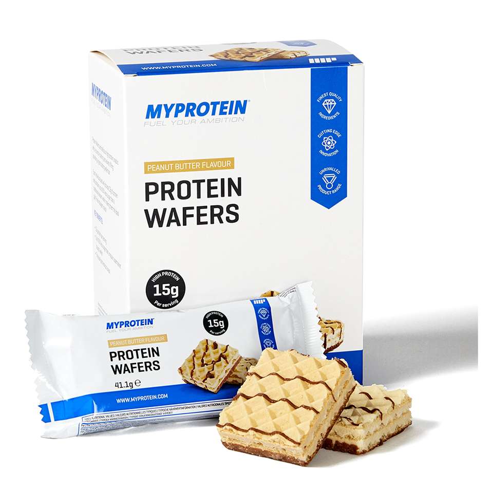 Protein Wafer (sample) - Vanilla - 41g