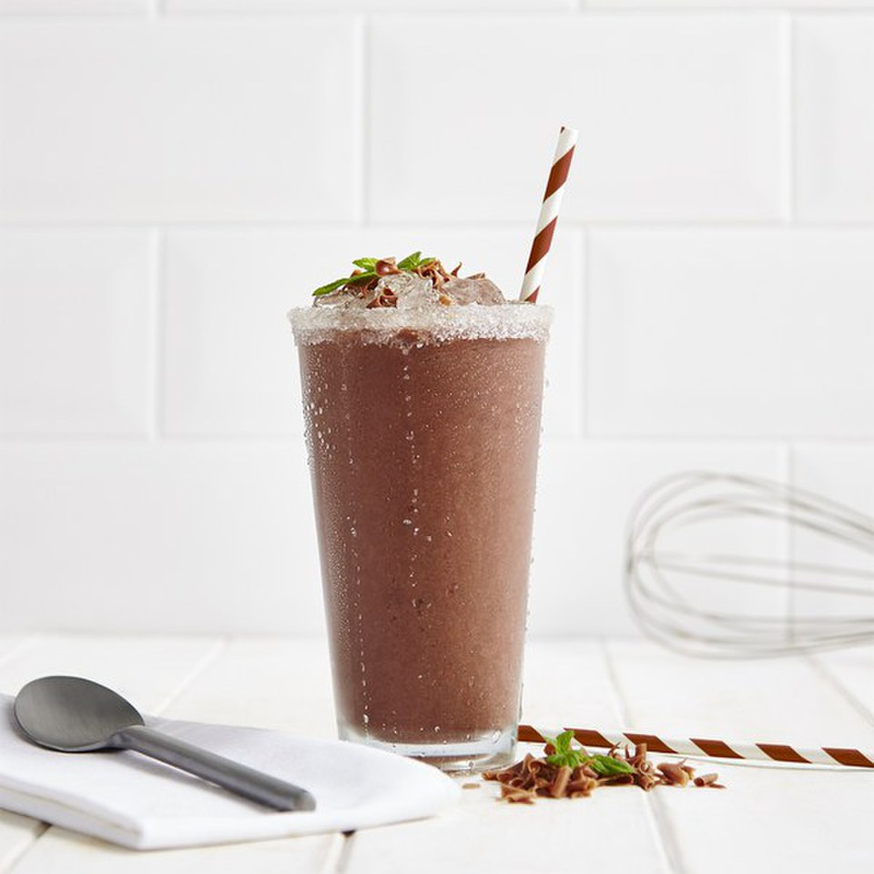 Meal Replacement Chocolate Mint Shake | Exante Diet UK