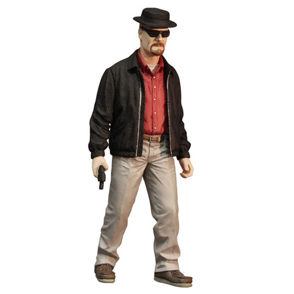 Breaking Bad Heisenberg Previews Exclusive 12 Inch Action Figure