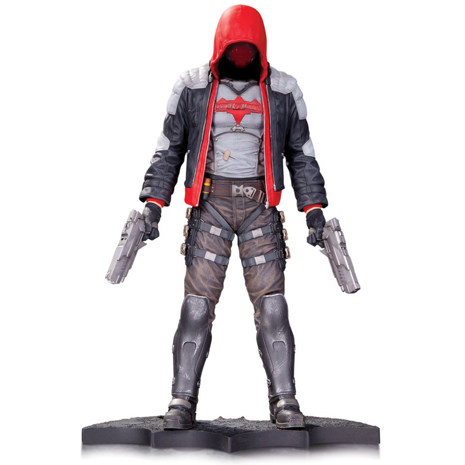 Statuette Batman Arkham Knight Capuche Rouge - DC Collectibles DC Comics 30 cm
