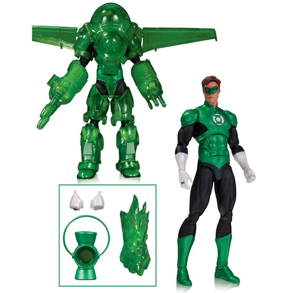 DC Collectibles 6inch Figure New 52 Green Lantern Hal Jordan