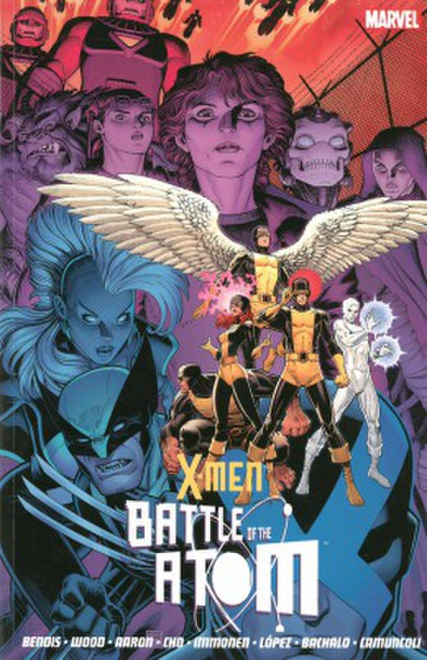 X-Men: Battle of the Atom Graphic Novel