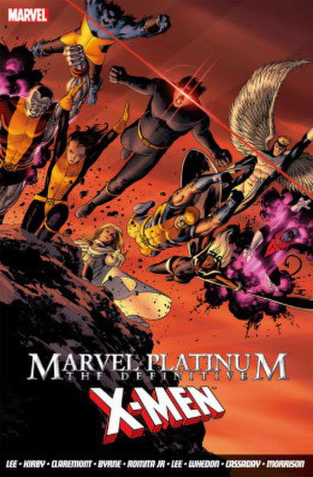 Platinum: The Definitive X-Men Graphic Novel