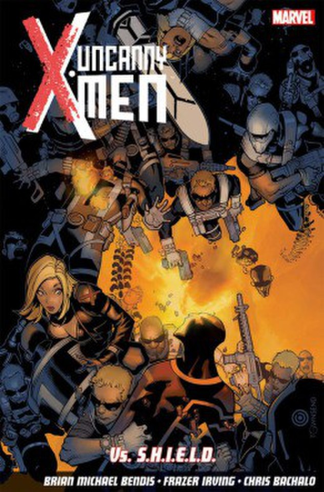 Uncanny X-Men - Volume 4: Vs. S.H.I.E.L.D Graphic Novel
