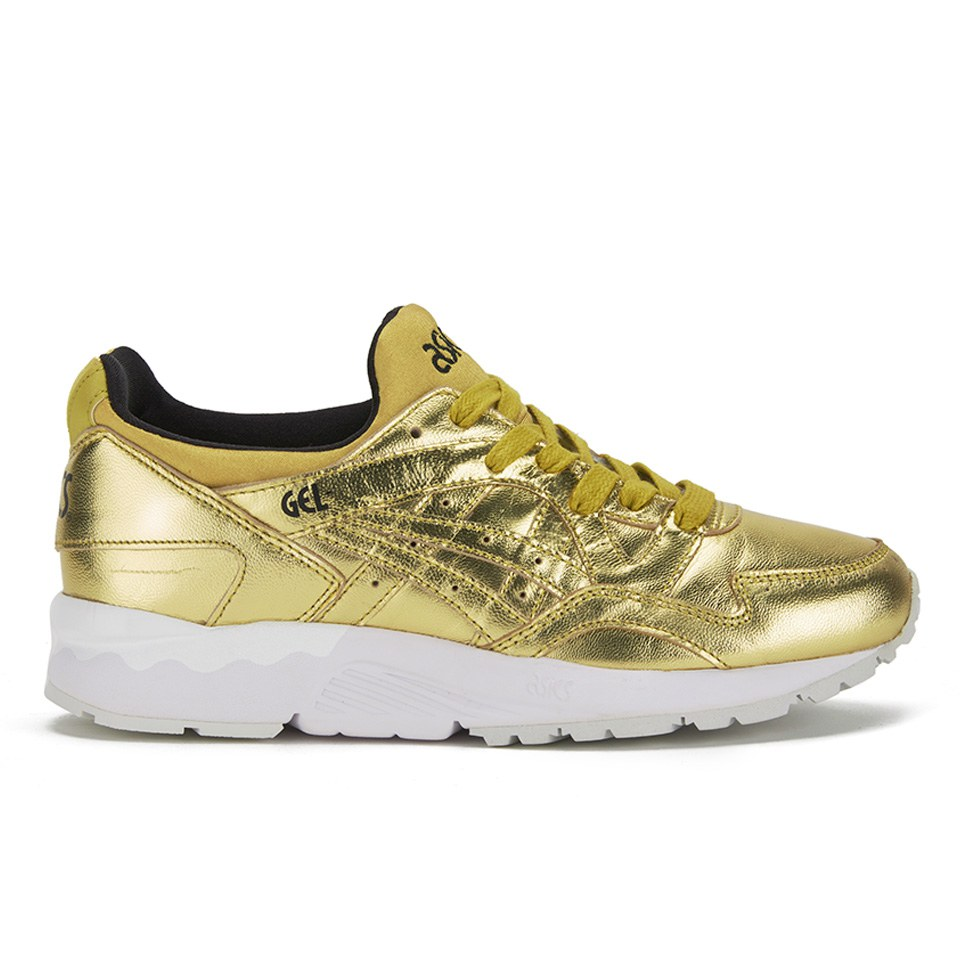 16058c62d42a Asics Lifestyle Unisex Gel-Lyte V (Champagne Pack) Trainers - Gold ...