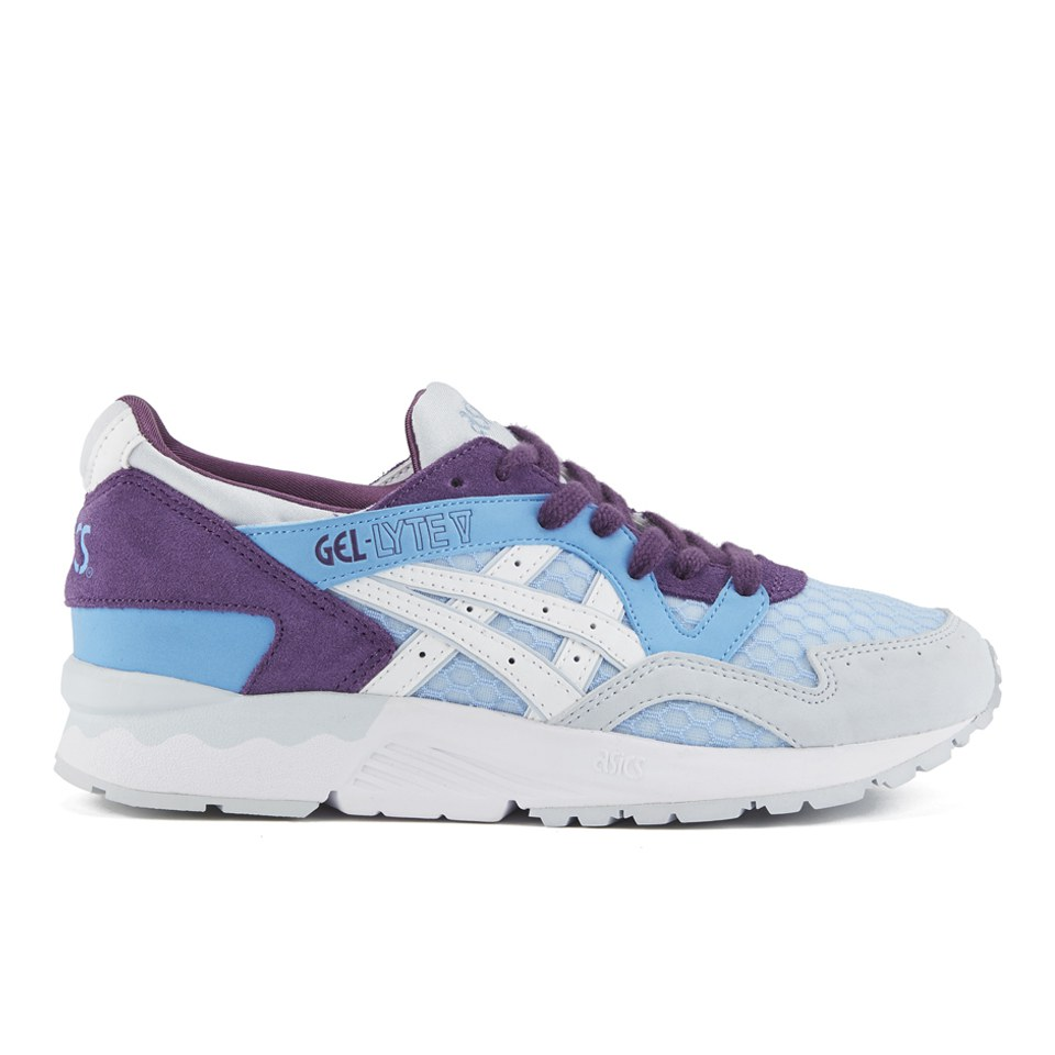 reputable site 04573 fa25d Asics Lifestyle Gel-Lyte V (Rugged Winter Pack) Trainers - Light Blue/White