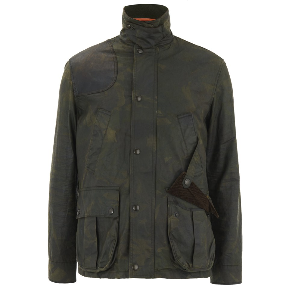 Men's Berkshire Hunting Camo Polo Lauren Yarlet Jacket Ralph CBxQdorWEe