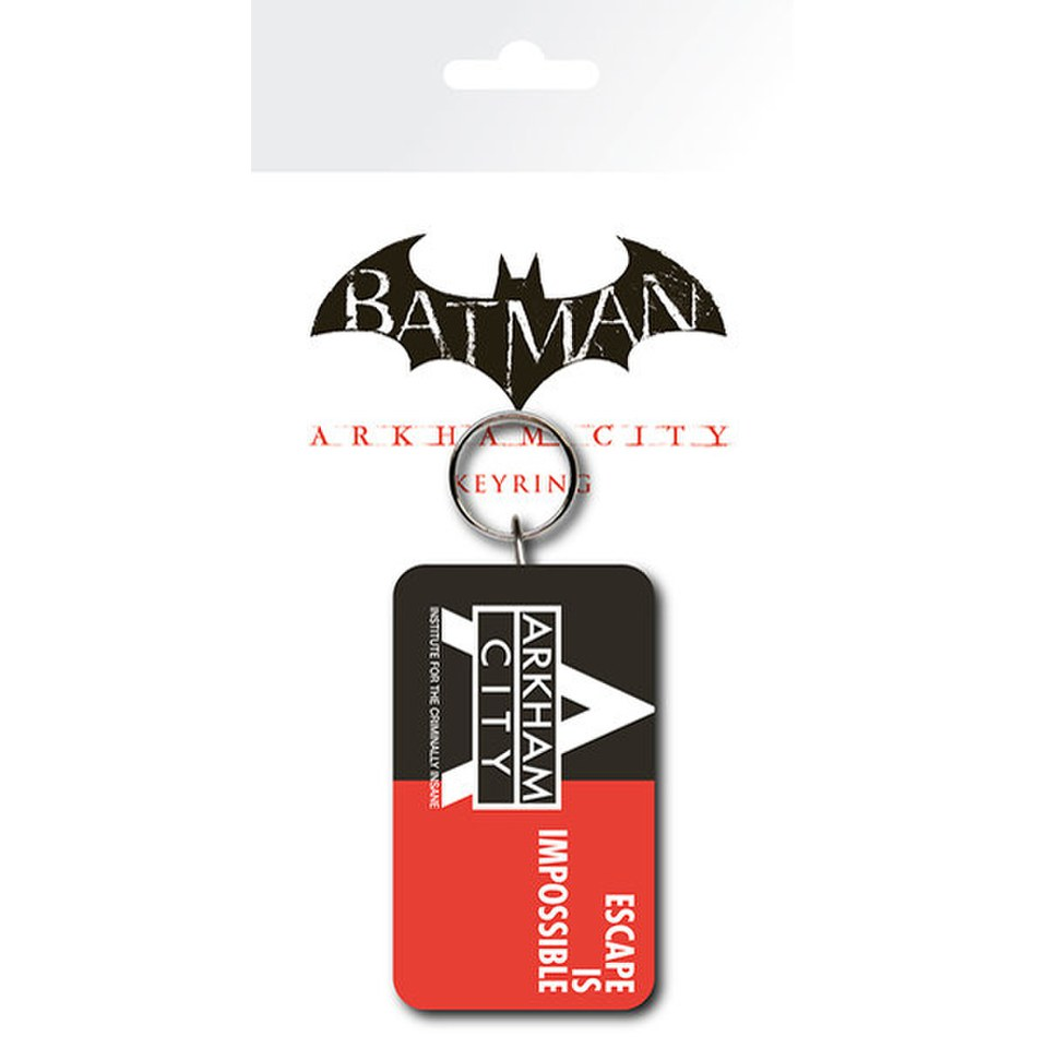 DC Comics Batman Arkham City Escape - Keyring