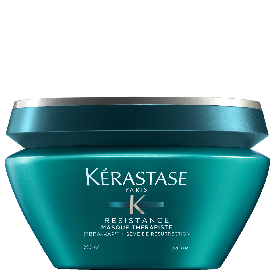 K rastase resistance therapiste masque 200ml hq hair - Kerastase salon treatment ...