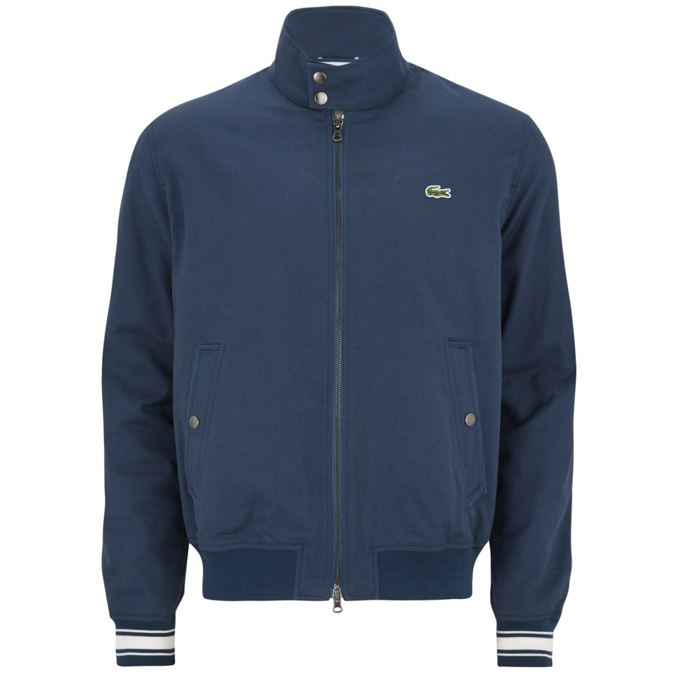 6402de259 Lacoste Men s Jacket - Philippines Blue Clothing
