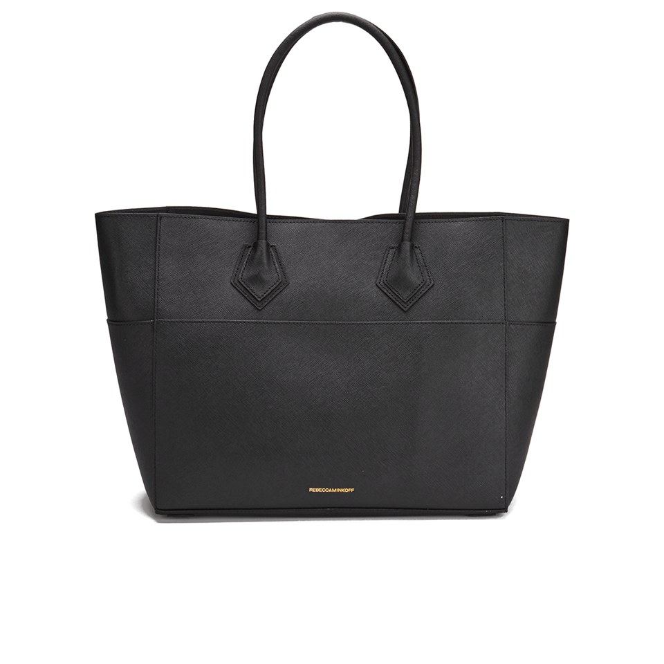 c2cef50e25 Rebecca Minkoff Women's Piper Tote Bag - Black - Free UK Delivery ...