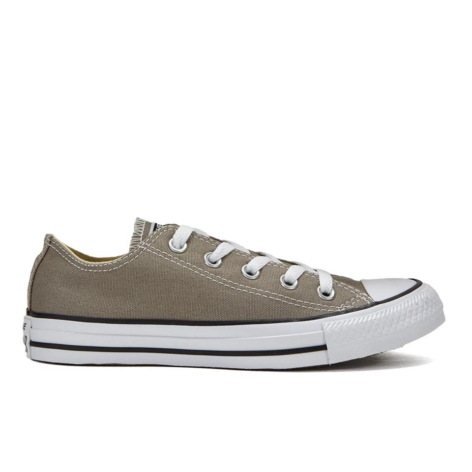 be8977dc8814 Converse Unisex Chuck Taylor All Star OX Trainers - Malt Mens Footwear