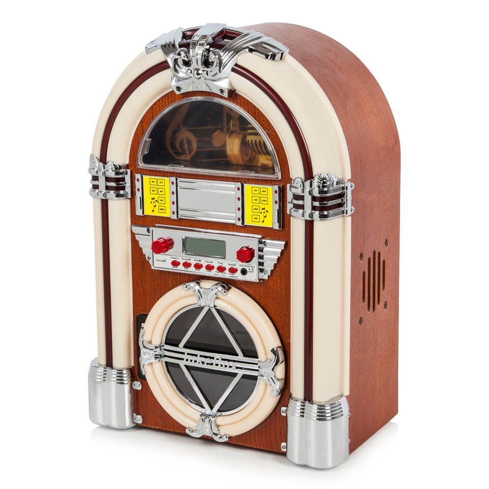 iTek Bluetooth CD Jukebox - Brown