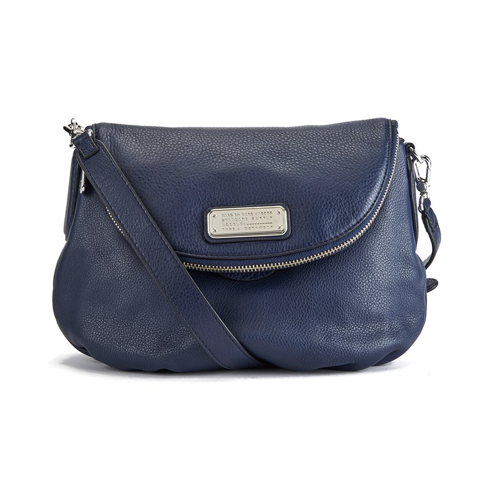 25254197c12b Marc by Marc Jacobs Women s New Q Mini Natasha Crossbody Bag - India Ink -  Free UK Delivery over £50