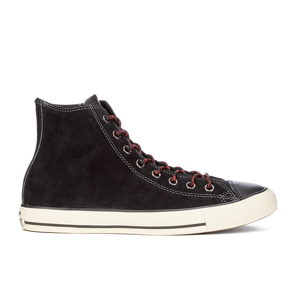 Converse Men S Chuck Taylor All Star Suede Leather Hi Top