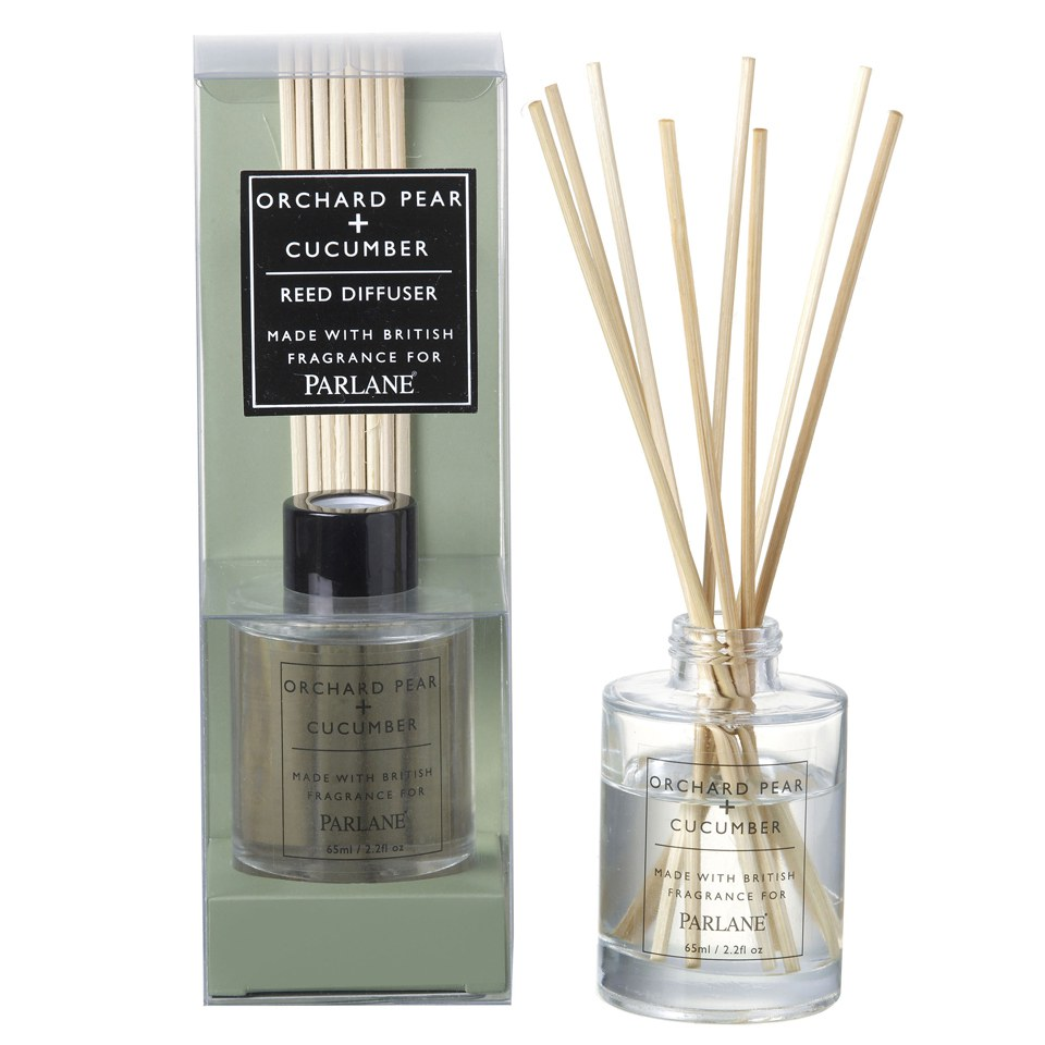Parlane Pear and Cucumber Diffuser  - Green (65ml)
