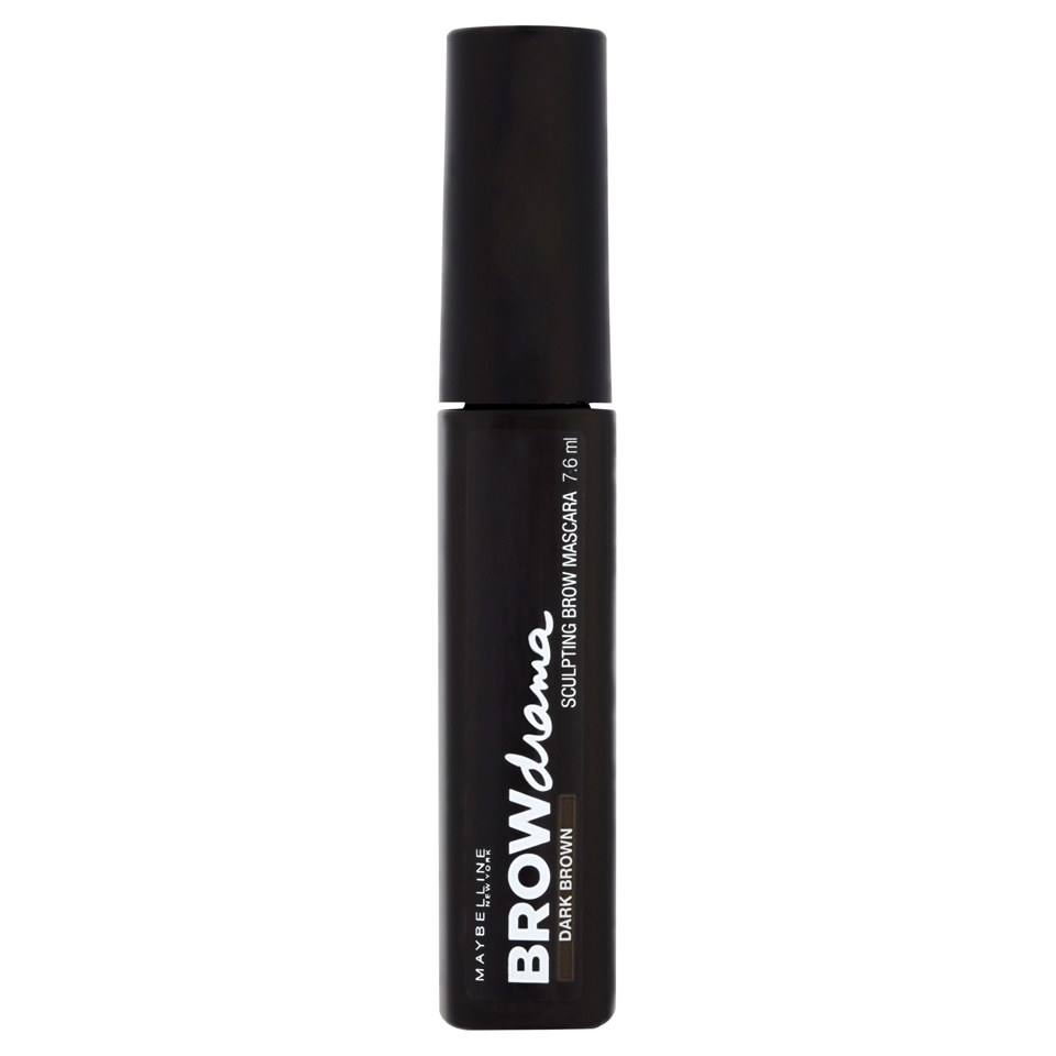 Maybelline Brow Drama Sculpting Brow Mascara Various Shades Free