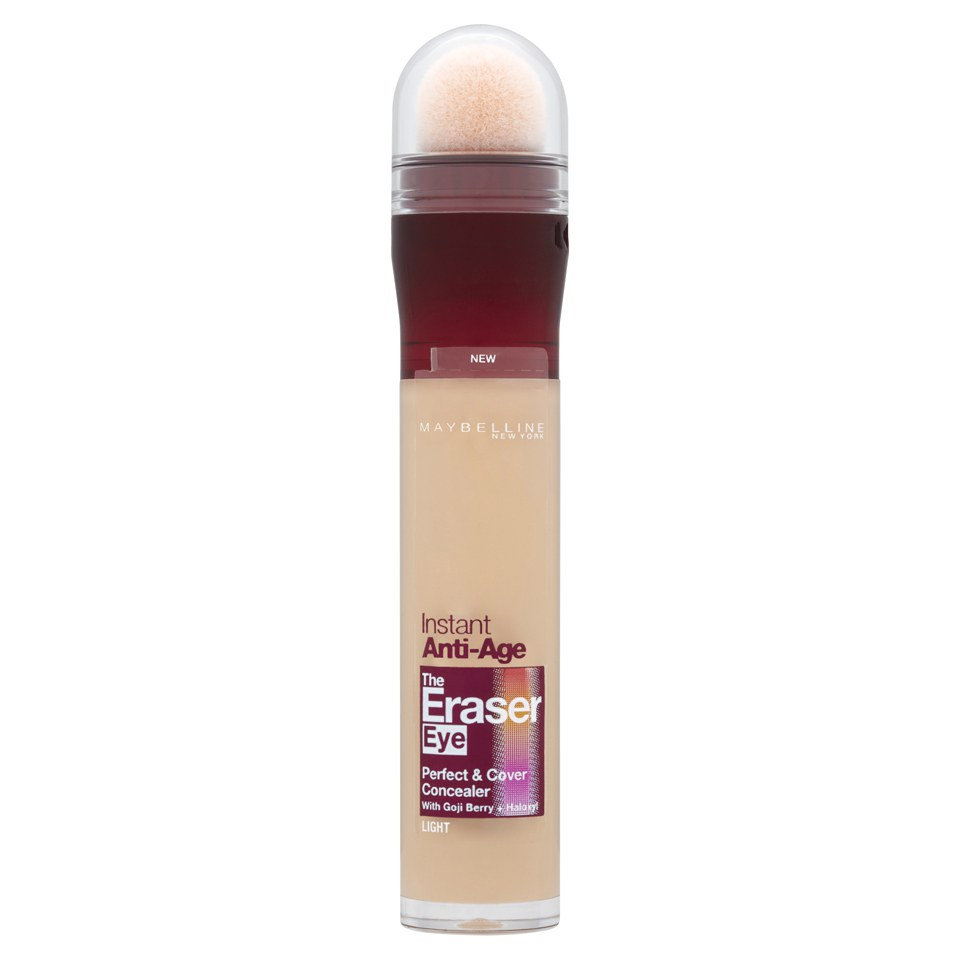 4a0e26ccbdc48 Maybelline Instant Anti Age Eraser Concealer 6.8ml (Various Shades) | Free  Shipping | Lookfantastic