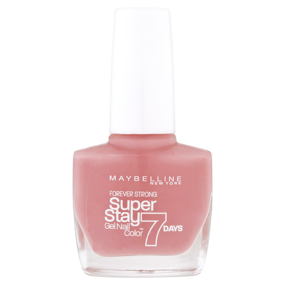 Maybelline Forever Strong Nail Varnish - Nude Rose | Free Shipping ...