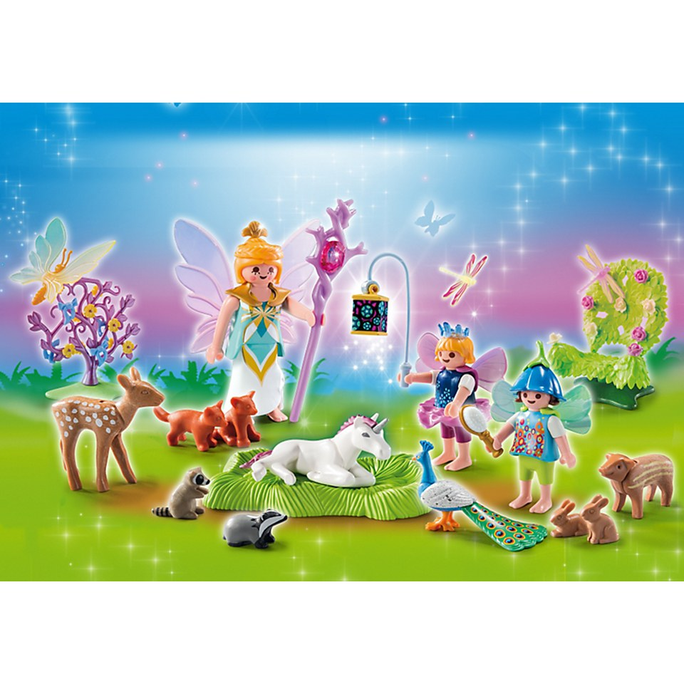 Got Fairyland toys came..just