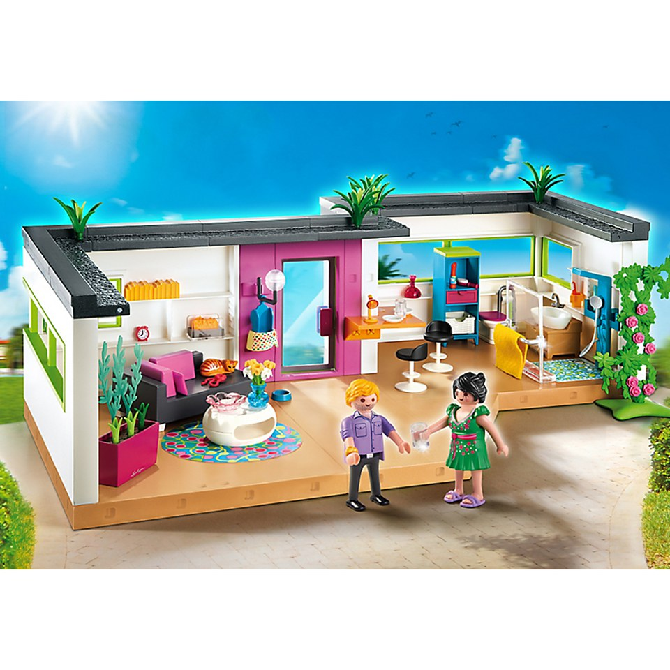 playmobil maison stunning playmobil maison with playmobil. Black Bedroom Furniture Sets. Home Design Ideas