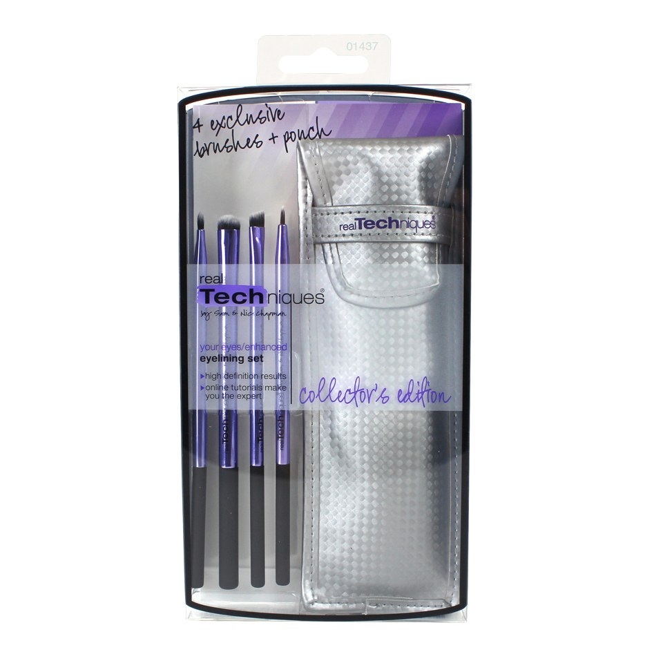 Real Techniques Eyelining Set Collector