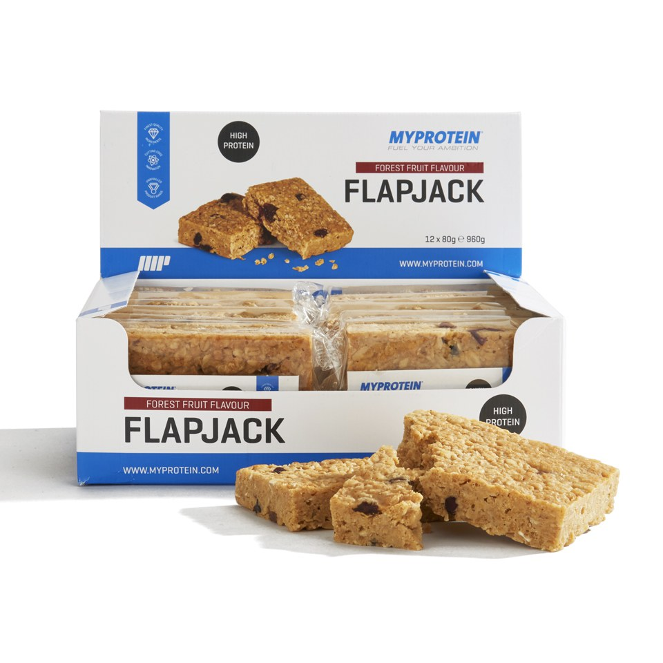 High Protein Flapjack (Sample), Chocolate Chunk, 80g