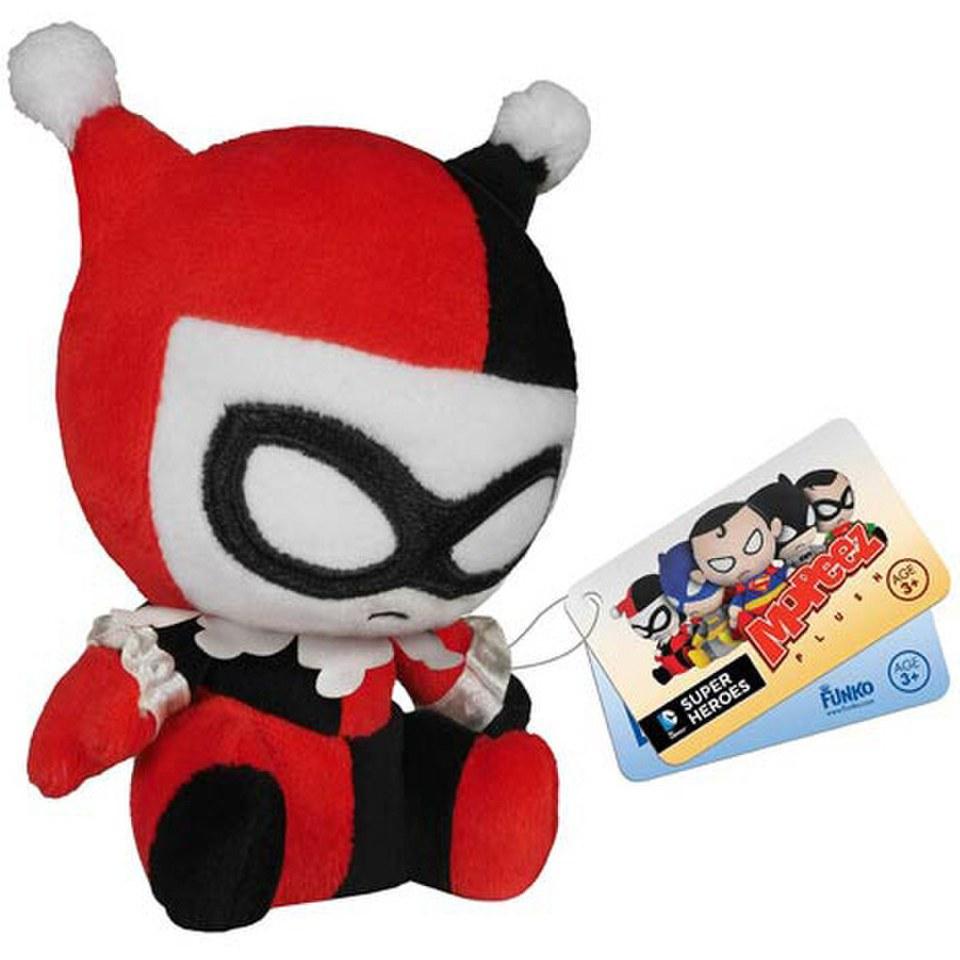 Peluche Mopeez Harley Quinn Dc Comics Batman