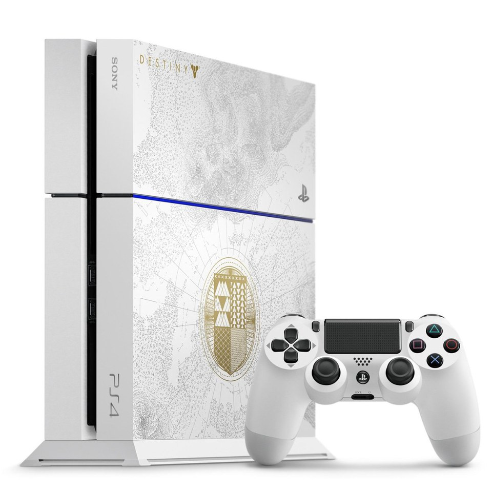Sony PlayStation 4 Limited Edition - Includes Destiny: The Taken King