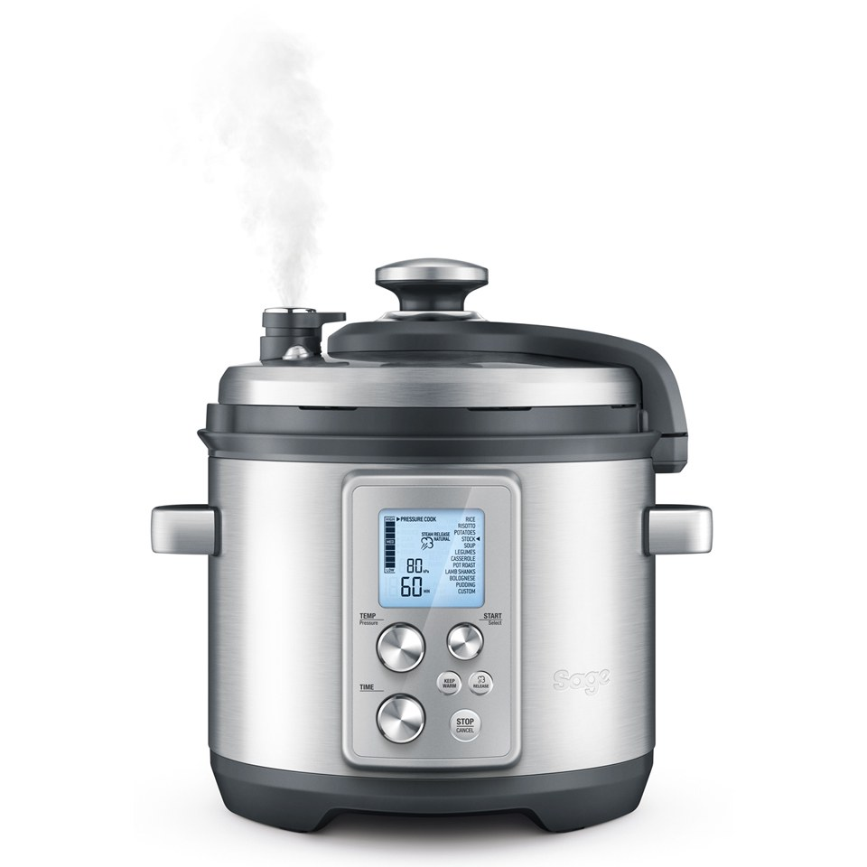 Sage BPR700BSS The Fast Slow Cooker Pro