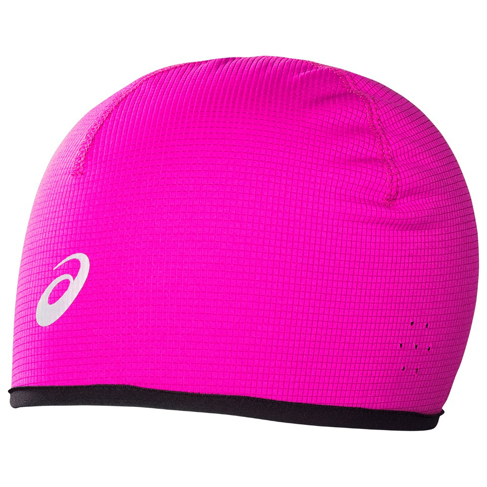 asics winter running hat