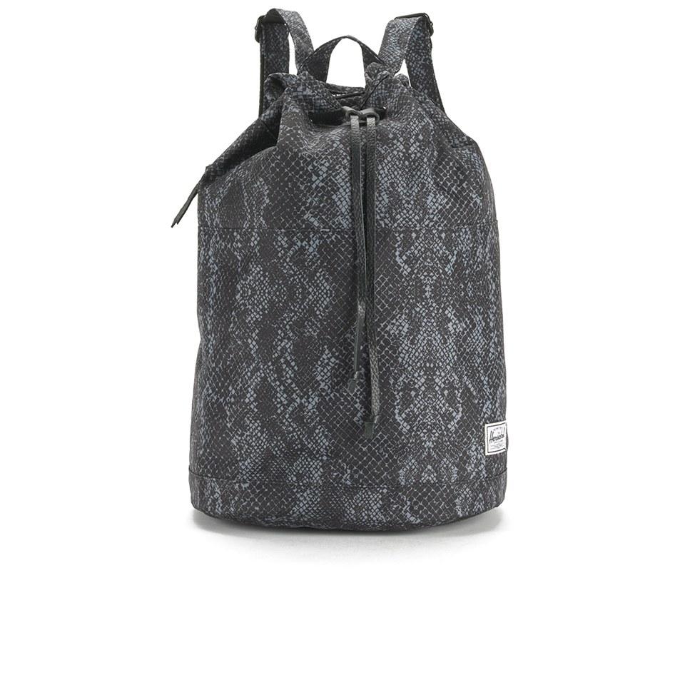 2cd20c3dce6 Hanson Snake Backpack - Black Herschel Supply Co. Hanson Snake Backpack -  Black