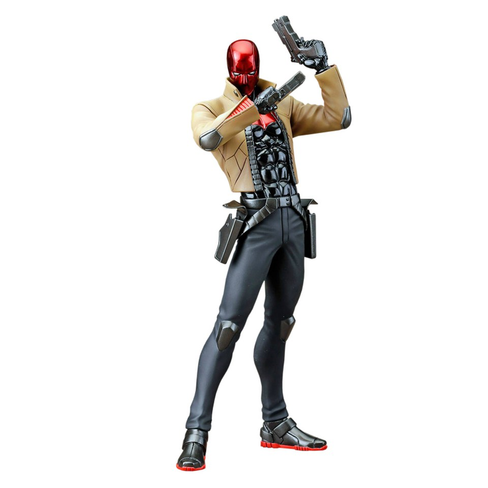 Kotobukiya Dc Comics Batman Arkham Knight Red Hood Artfx