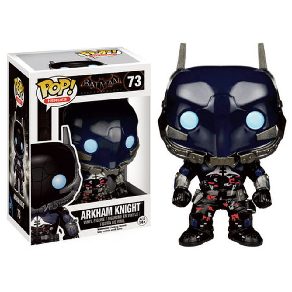 Figurine Pop! Arkham Knight Batman