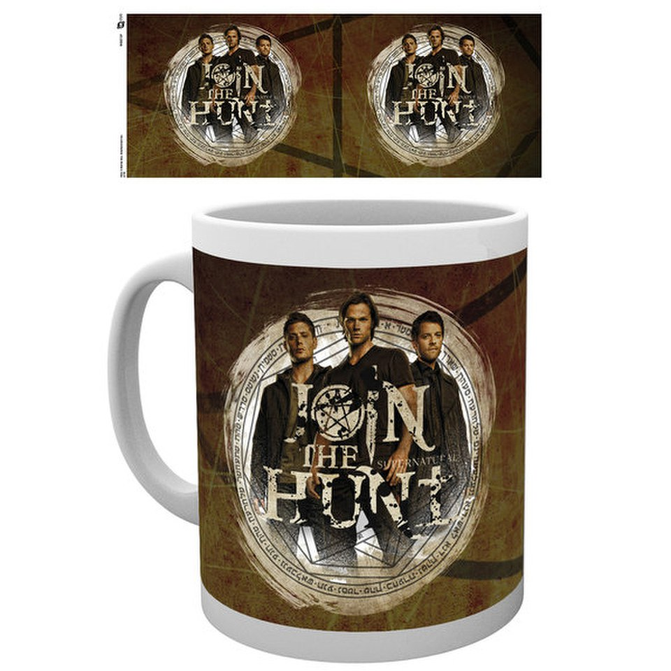Supernatural Trio - Mug