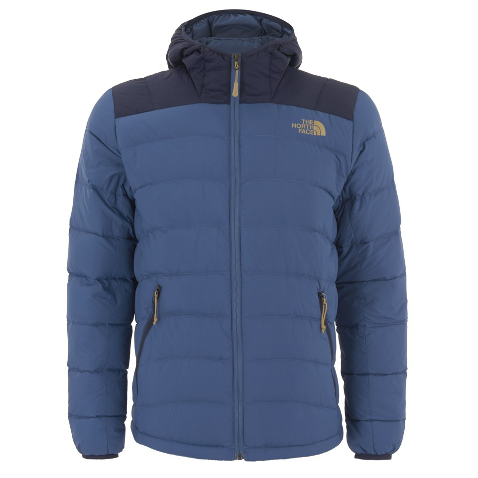 03a66f902b6c The North Face Men s La Paz Down Filled Hooded Jacket - Dish Blue ...