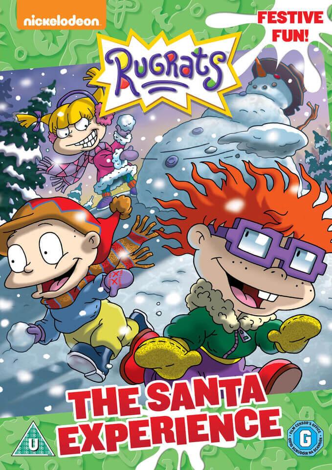 Rugrats The Santa Experience Dvd Zavvi
