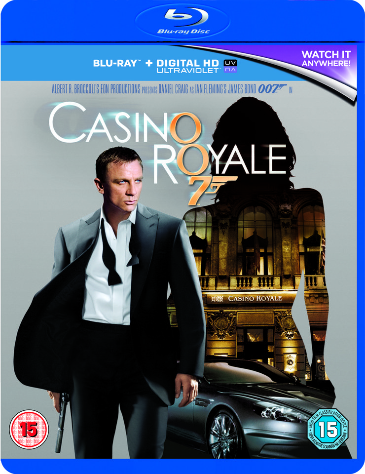 Casino Royale Includes HD UltraViolet Copy - <span itemprop=availableAtOrFrom>UK, United Kingdom</span> - We want to ensure you are always happy when shopping with us. To ensure this, we offer an &quot;absolute satisfaction&quot; guarantee where you can return any unopened item within 14 days of the date of - UK, United Kingdom