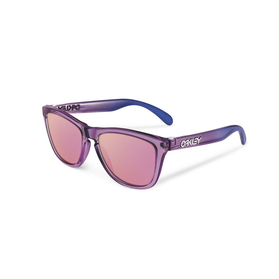 ed457c92e5a8c Oakley Frogskin Sunglasses - Alpine Glow Pink Iridium