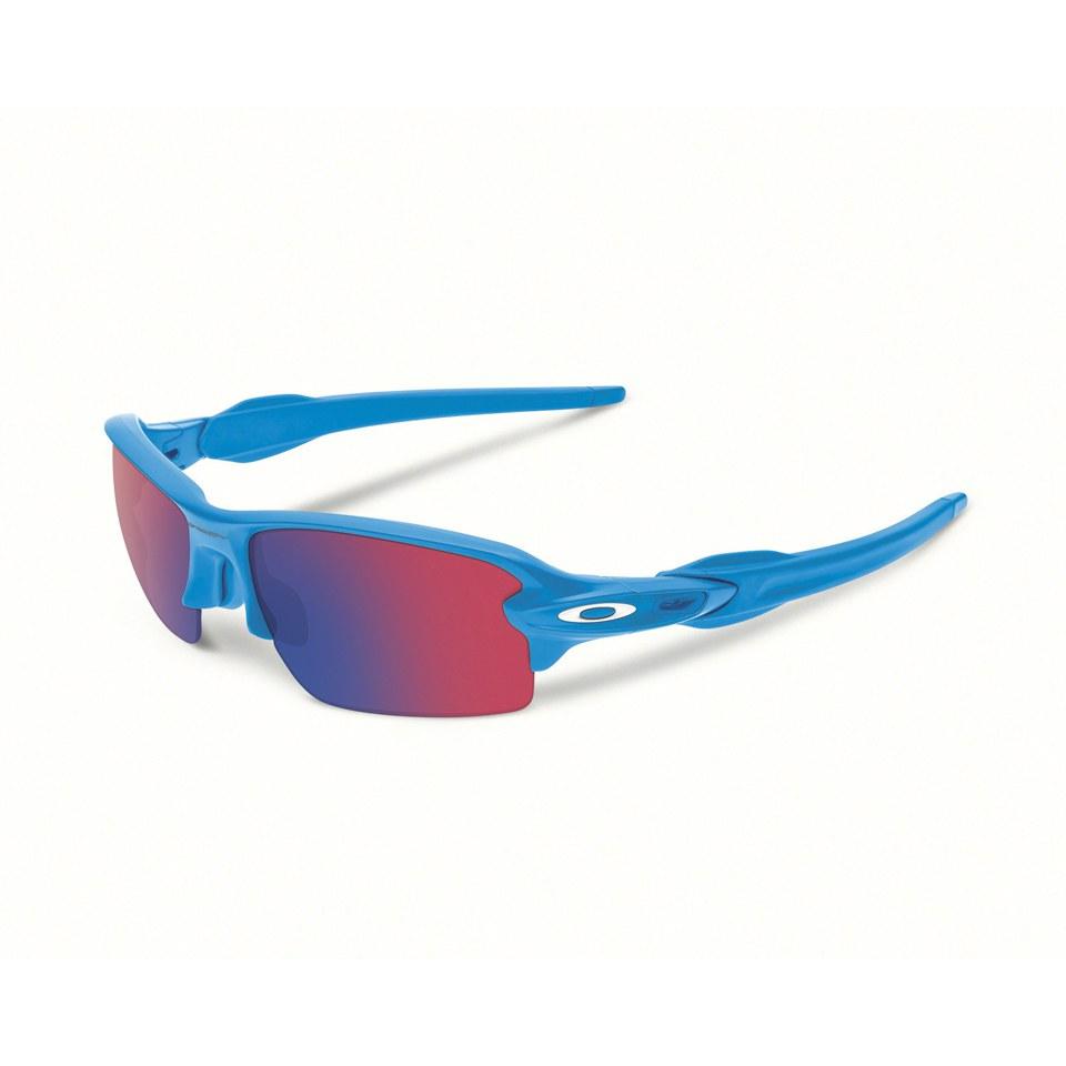 Oakley Flak 2.0 Sky Positive Red Iridium Blau z1QbchjtkN