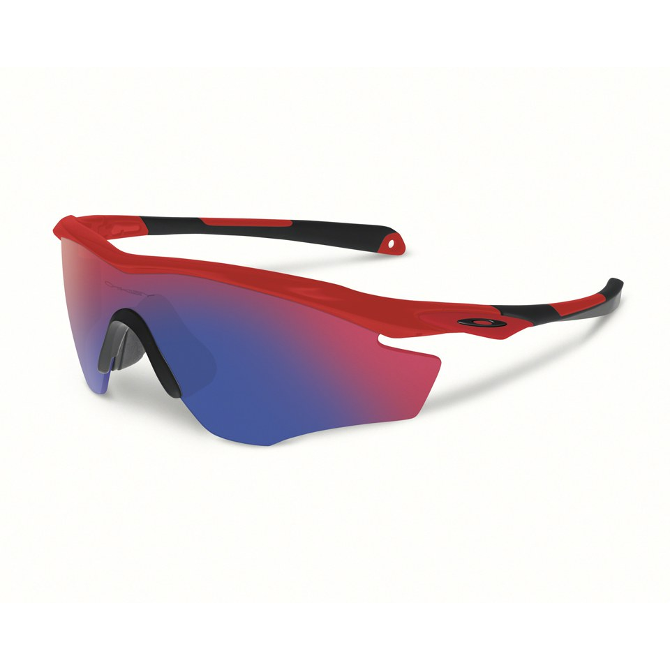 88677299247 Oakley M2 Frame XL Sunglasses - Redline Positive Red Iridium ...